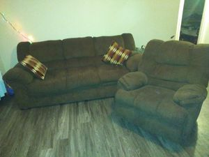 Couch & chair for Sale in Lexington, KY