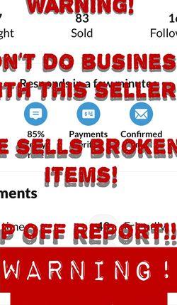 PUBLIC SERVICE WARNING! ⚠️ for Sale in Chula Vista,  CA