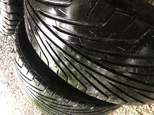 (2) 205 40 R17 tires for Sale in Bremerton, WA
