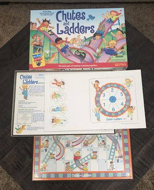 Chutes and Ladders Board Game Complete for Sale in Port St. Lucie, FL