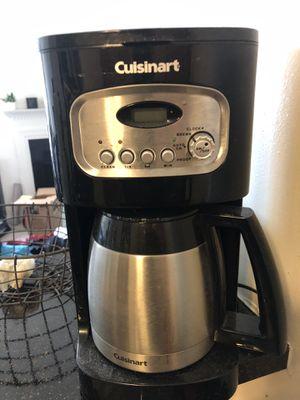 Cuisinart Programmable 10-Cup Coffee Maker for Sale in Alexandria, VA