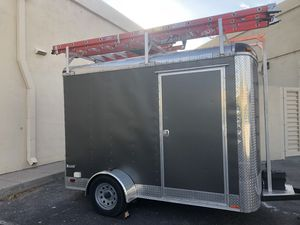 Trade for larger enclosed trailer ? for Sale in Gilbert, AZ