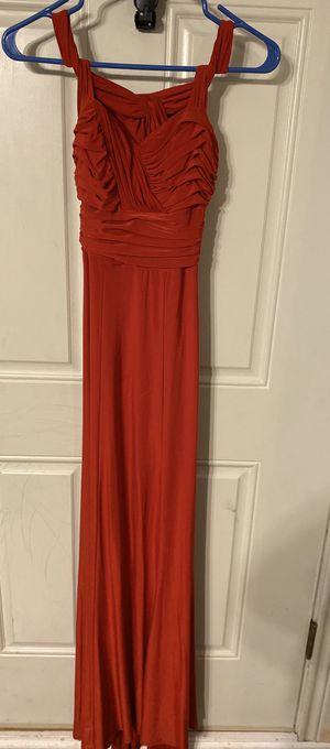 Formal red dress for Sale in Rowlett, TX