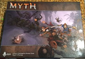 MYTH - The Board Game for Sale in Houston, TX
