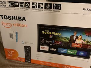 "Toshiba 32"" fire tv edition (Brand New) for Sale in Chula Vista, CA"