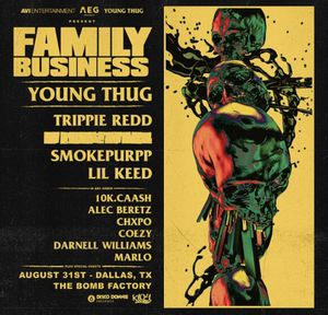 FAMILY BUSINESS TICKETS for Sale in Wylie, TX