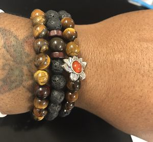 3 pc Tiger Eye Trio Set for Sale in Atlanta, GA