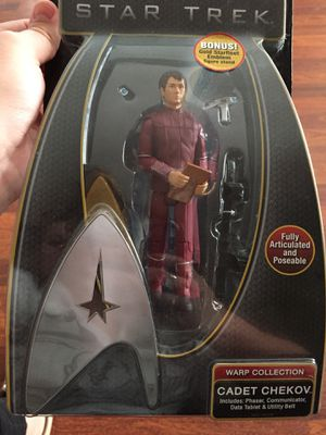 Star Trek action figure ! for Sale in Spring Valley, CA