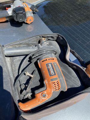 Drill ridgid for Sale in Oakland, CA