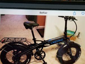 Lectric XP 500 watt folding electric bike for Sale in Belfair, WA