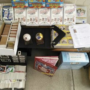 Sports Card Collection - Baseball, Basketball, Hockey, Football for Sale in Millbrae, CA