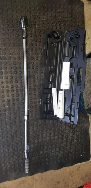 Precision instruments ( split beam type torque wrench) for Sale in Elizabeth, NJ