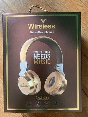 New Wireless Headphones High Performance(pick up Baldwin park or Downtown store) for Sale in Baldwin Park, CA