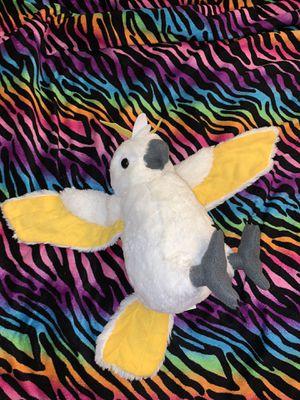 Wild republic cockatoo for Sale in Canton, OH