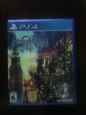 Kingdom Hearts 3 for Sale in Palo Alto, CA