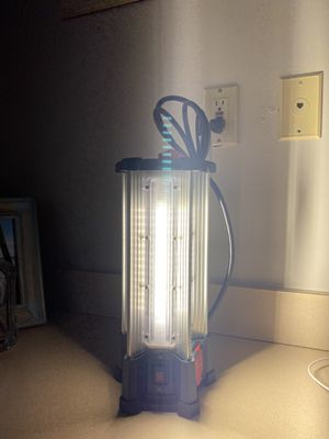 10,000 Lumens Area Utility Lamp, Work Lamp, Light for Sale in Cleveland, OH