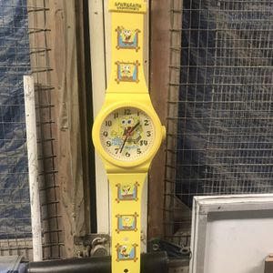 Collectable Sponge Bob wall Watch/clock for Sale in Houston, TX