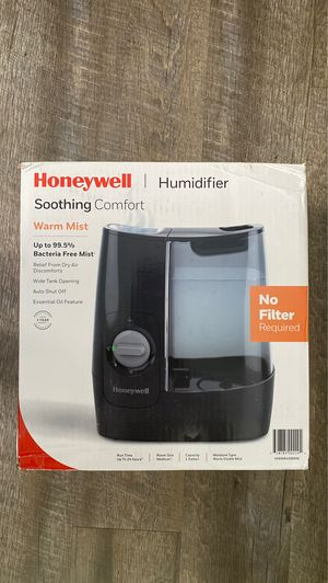 Honeywell Warm Mist Humidifier for Sale in Grand Rapids, MI