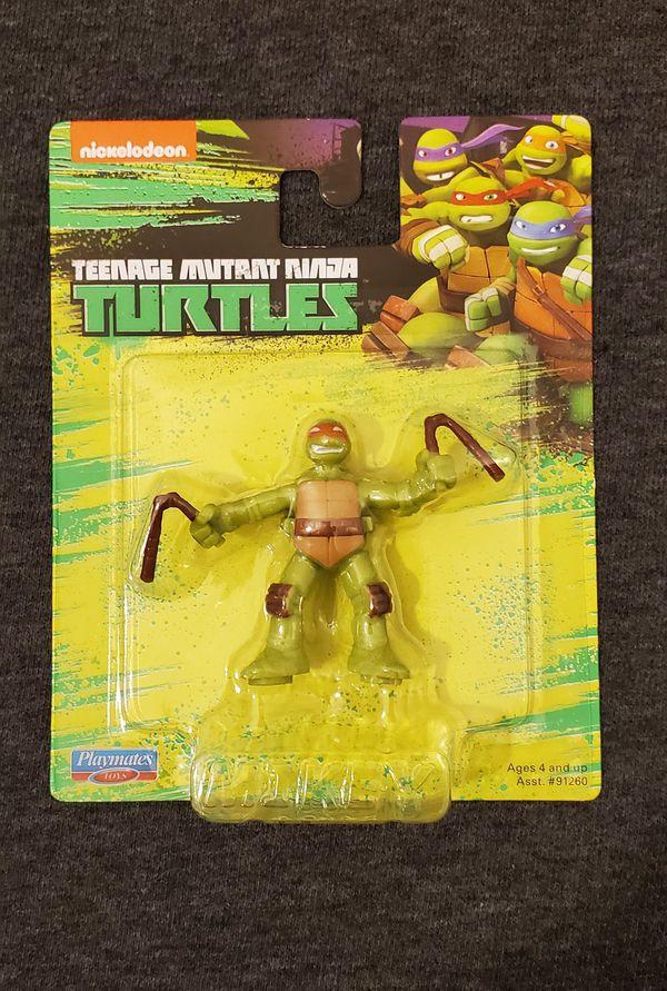 Nickelodeon TMNT Toy Action Figures