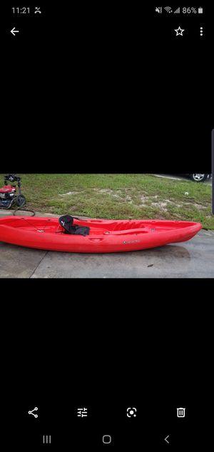 Perception Ocean kayak for Sale in NEW PRT RCHY, FL