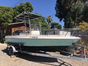 Center console boat for Sale in El Cajon, CA