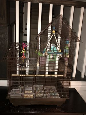 2 perkee birds Green & blue for Sale in Dulles, VA