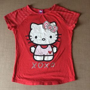 Hello Kitty Tee. XL (14-16) for Sale in Glenshaw, PA