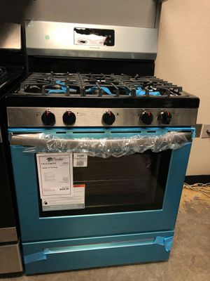 NEW Frigidaire 5 Burner Stainless Steel Gas Range w/ Self Clean !!1 Year Manufacturer Warranty for Sale in Gilbert, AZ