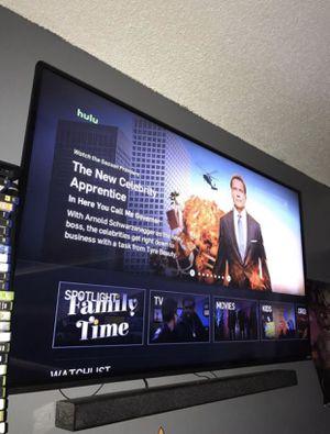 4K SMART TV (Vizio 55 inch 4K Smart Tv) for Sale in Richmond, CA