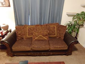 Ashley couch and loveseat for Sale in Murray, UT