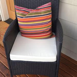 Wicker Rattan Brand New Outdoor Patio Chair for Sale in Everett, WA
