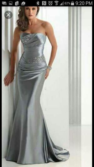 New satin dress for Sale in Silver Spring, MD