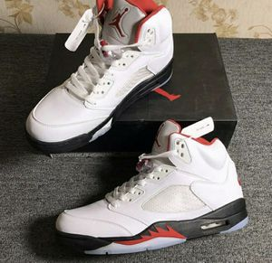 Fire red jordan 5's for Sale in Federal Way, WA