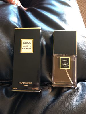 Chanel coco perfume for Sale in San Jose, CA