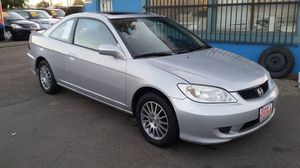 2005 Honda Civic Cpe for Sale in Modesto, CA