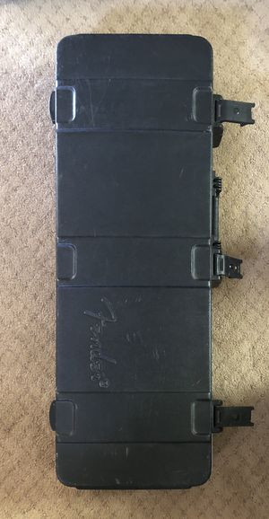 Fender Official Hard Case for Sale in Chino, CA