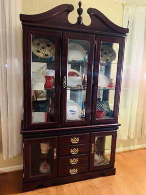 Nice shine cabinet for Sale in Manassas, VA