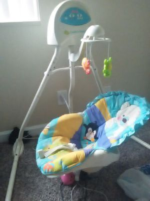 Cradle and swing for Sale in Ontario, CA