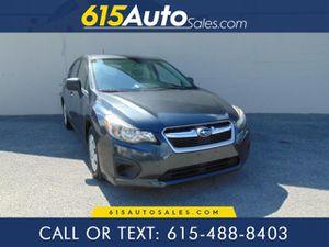 2013 Subaru Impreza Wagon for Sale in Hendersonville, TN