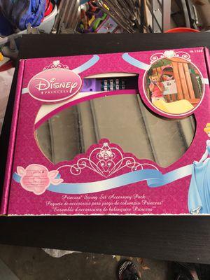 Disney princess swingset accessory pack for Sale in Queen Creek, AZ