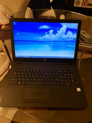 HP Notebook 15.6 inch Touch Screen - Black, 1 TB, Core i5 for Sale in Washington, DC