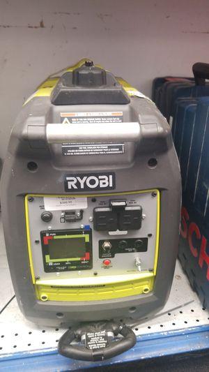 Ryobi generator for Sale in Hialeah, FL