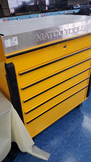 Matco tool box for Sale in San Antonio, TX