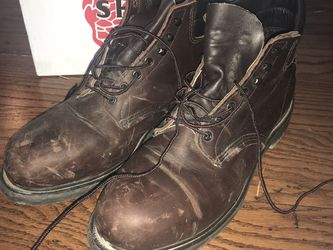 Red Wing Steel Toe Boots Sz 13 for Sale in Seattle,  WA