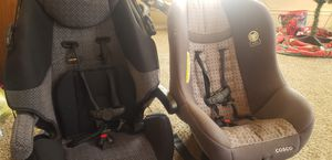 Car seats one sits either way other rear facing 30 for both for Sale in Crawfordsville, IN