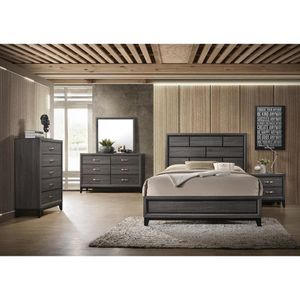 Grey wash 4 pc bedset 🎈🎈🎈 for Sale in Fresno, CA