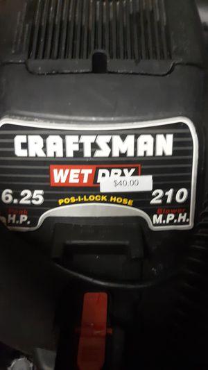 Craftsman Vacuum for Sale in Leesburg, VA