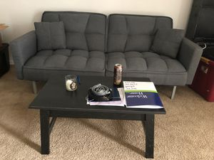 Bestchoice futon couch like new for Sale in St. Petersburg, FL