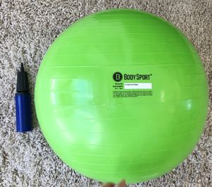 brand new Large new yoga exercise ball for Sale in West Palm Beach, FL