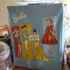 Vintage barbie case/carrier for Sale in Pasadena, MD